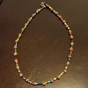 Jewelry - Multicolored beaded necklace